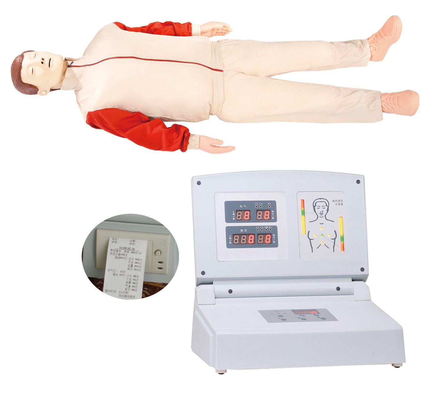 CPR480 高级全自动心肺复苏模型