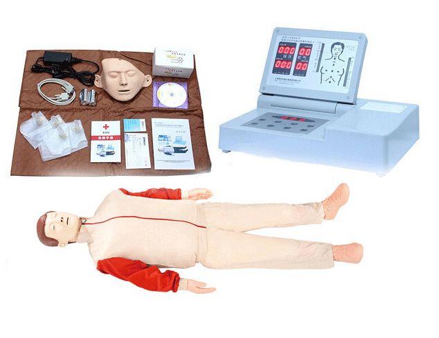 CPR490 高级全自动电脑心肺复苏模拟人