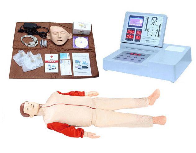 CPR590 液晶彩显高级电脑心肺复苏模拟人