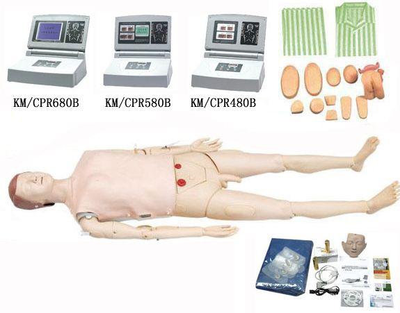 高级多功能护理急救训练模拟人