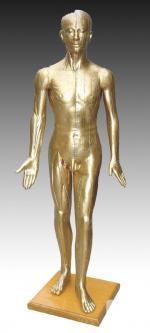 人体针灸铜人 84CM(青铜色)